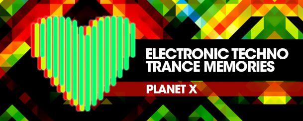 Electronic Techno Trance Memories
